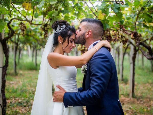 Il matrimonio di Alessandro  e Silvia  a Assemini, Cagliari 9