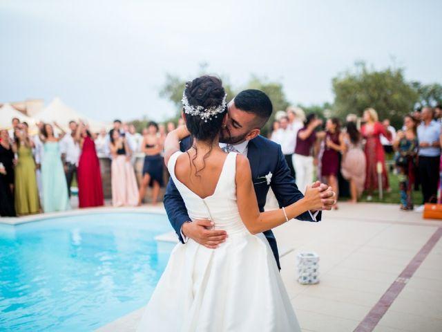 Il matrimonio di Alessandro  e Silvia  a Assemini, Cagliari 16