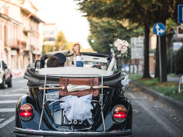 Il matrimonio di Mattia e Benedetta a Gambettola, Forlì-Cesena 3
