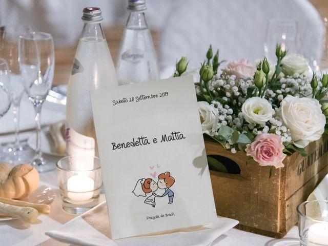 Il matrimonio di Mattia e Benedetta a Gambettola, Forlì-Cesena 18