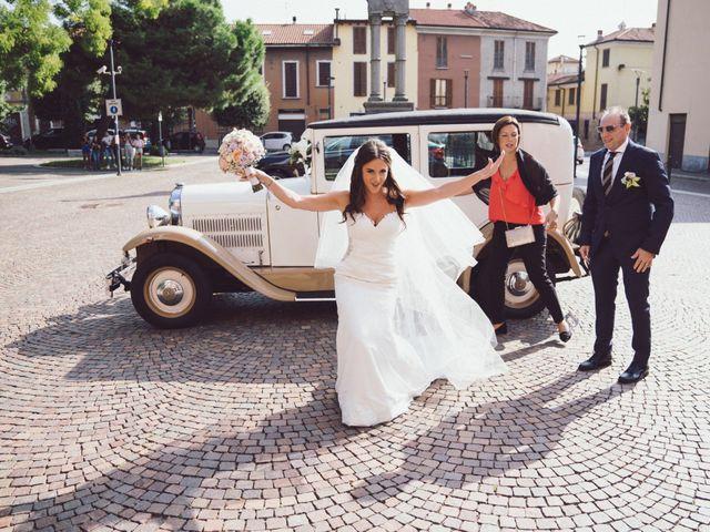 Il matrimonio di Nikolas e Marika a Varedo, Monza e Brianza 19