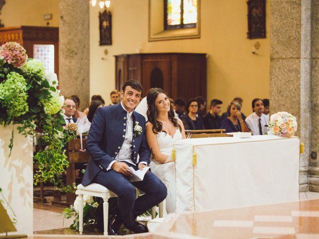 Il matrimonio di Nikolas e Marika a Varedo, Monza e Brianza 20