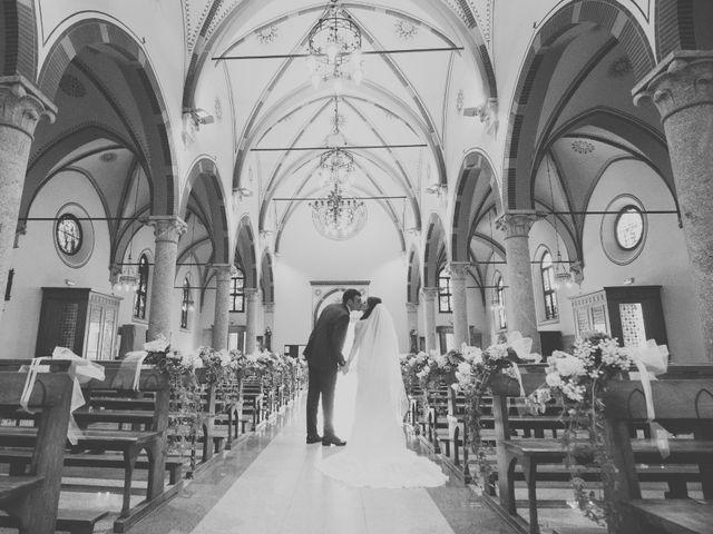 Il matrimonio di Nikolas e Marika a Varedo, Monza e Brianza 24