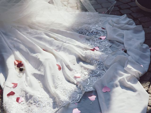 Il matrimonio di Nikolas e Marika a Varedo, Monza e Brianza 26