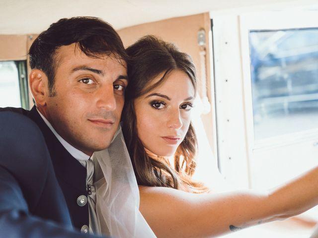 Il matrimonio di Nikolas e Marika a Varedo, Monza e Brianza 27