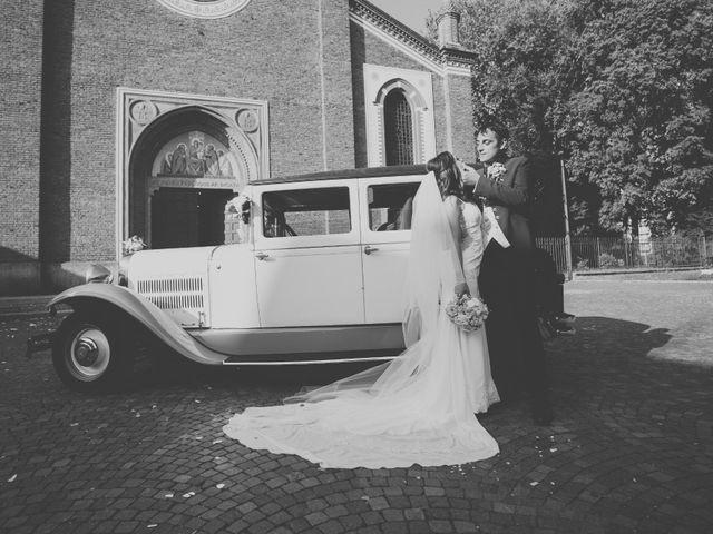 Il matrimonio di Nikolas e Marika a Varedo, Monza e Brianza 28