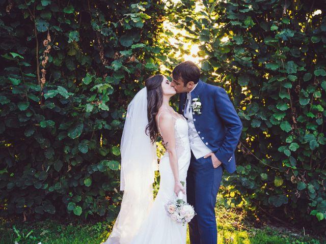 Il matrimonio di Nikolas e Marika a Varedo, Monza e Brianza 38