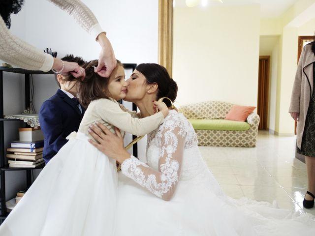 Il matrimonio di Alessandro e Chiara a Baragiano, Potenza 5