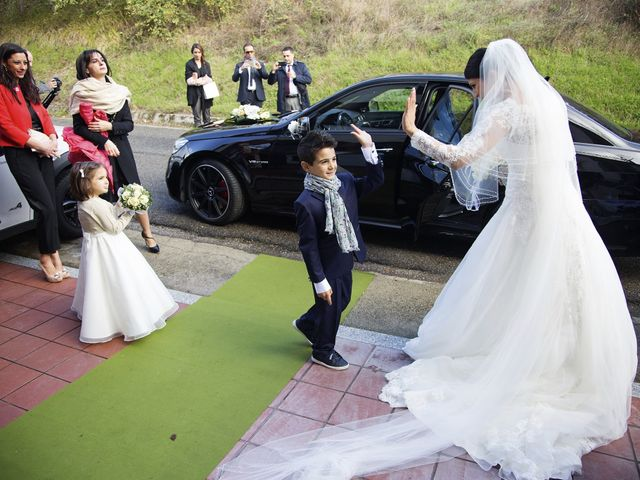 Il matrimonio di Alessandro e Chiara a Baragiano, Potenza 9