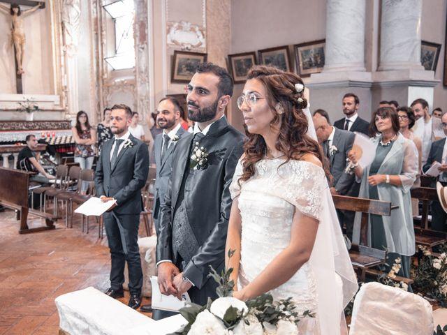 Il matrimonio di Stefano e Giada a Milano, Milano 17