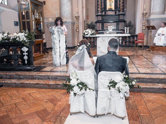 Il matrimonio di Stefano e Giada a Milano, Milano 20