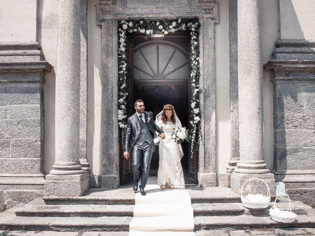 Il matrimonio di Stefano e Giada a Milano, Milano 26