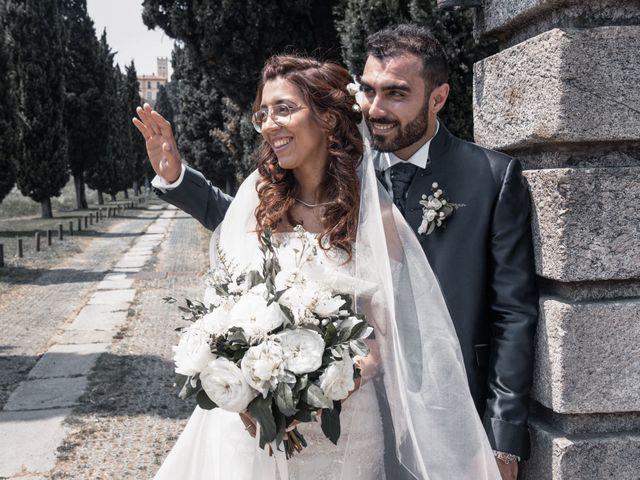 Il matrimonio di Stefano e Giada a Milano, Milano 32
