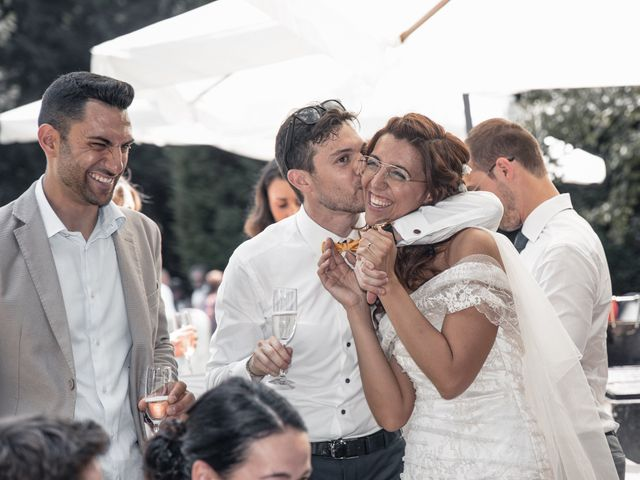 Il matrimonio di Stefano e Giada a Milano, Milano 35