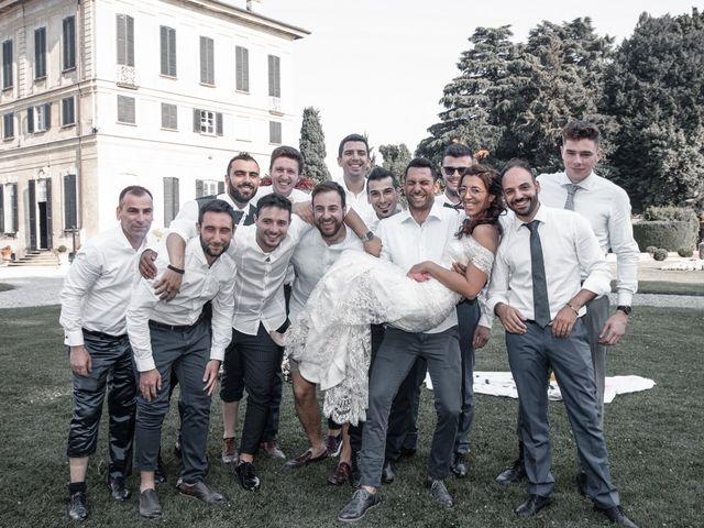 Il matrimonio di Stefano e Giada a Milano, Milano 39