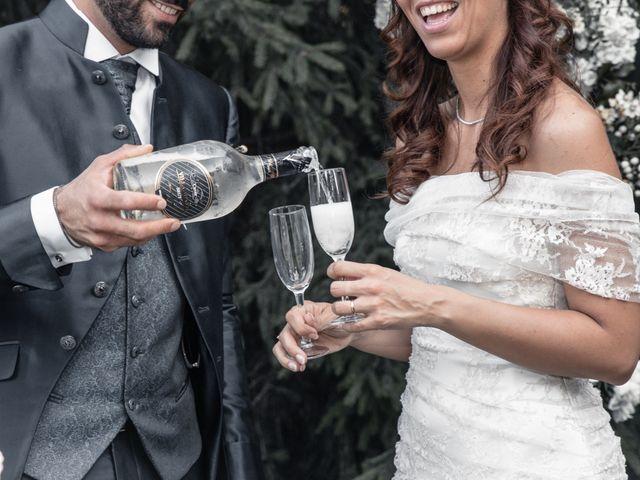 Il matrimonio di Stefano e Giada a Milano, Milano 45