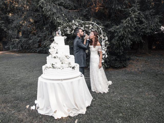 Il matrimonio di Stefano e Giada a Milano, Milano 46
