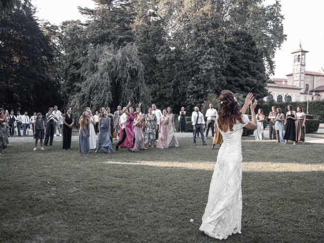 Il matrimonio di Stefano e Giada a Milano, Milano 47
