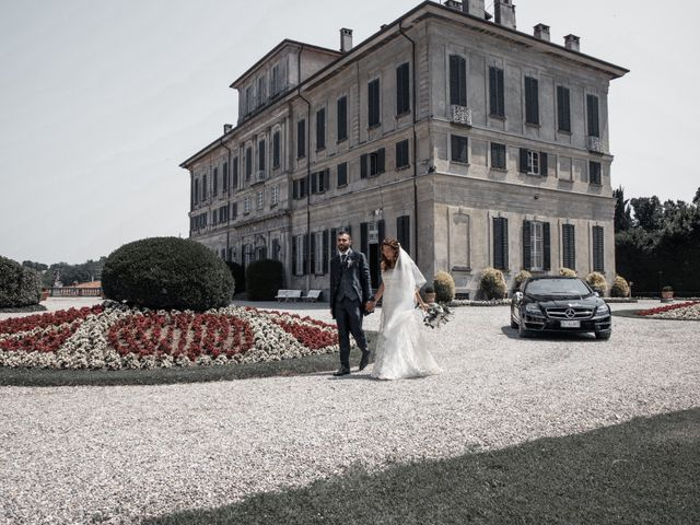 Il matrimonio di Stefano e Giada a Milano, Milano 56