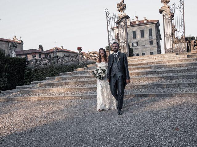 Il matrimonio di Stefano e Giada a Milano, Milano 57