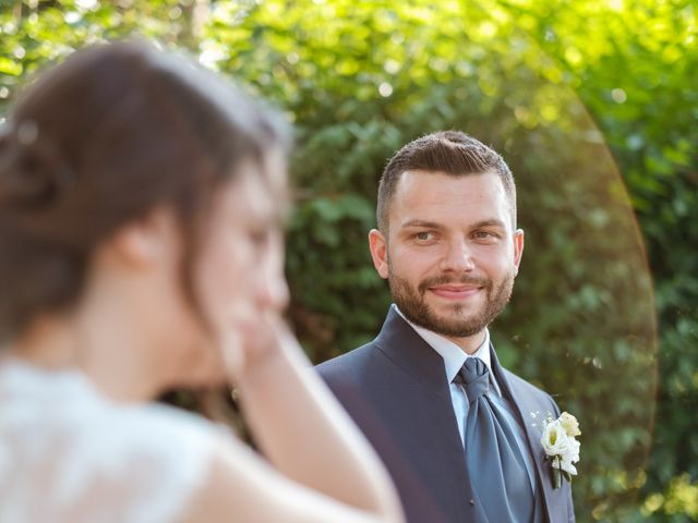 Il matrimonio di Arianna e Emanuele a Reggio nell'Emilia, Reggio Emilia 31