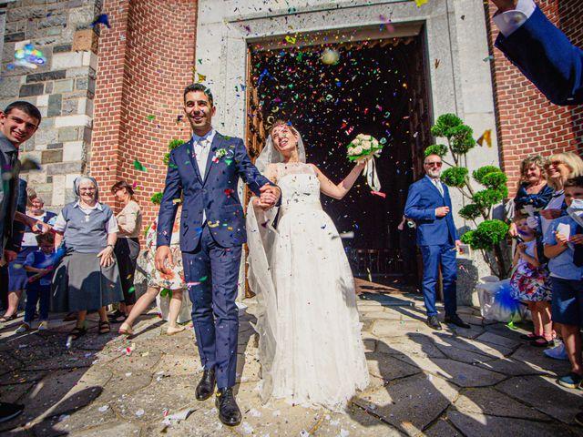 Il matrimonio di Marco e Elisa a Varese, Varese 16