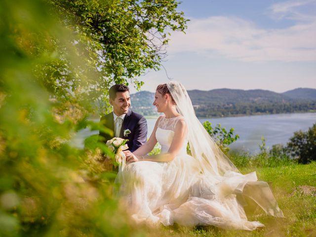 Il matrimonio di Marco e Elisa a Varese, Varese 18