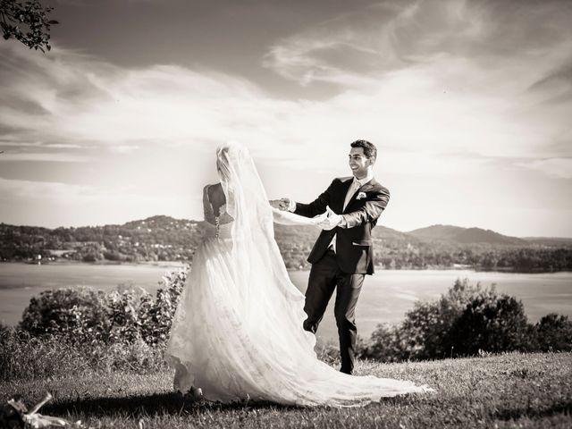 Il matrimonio di Marco e Elisa a Varese, Varese 24