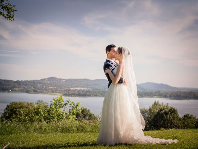 Il matrimonio di Marco e Elisa a Varese, Varese 25