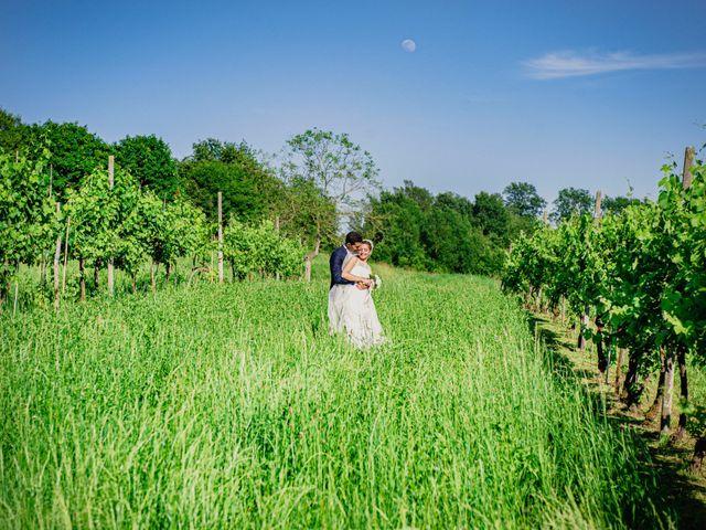 Il matrimonio di Marco e Elisa a Varese, Varese 26