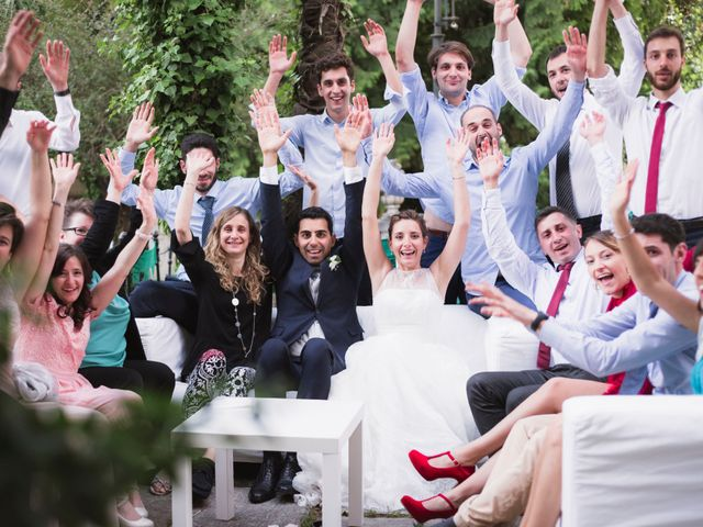 Il matrimonio di Marco e Elisa a Varese, Varese 29