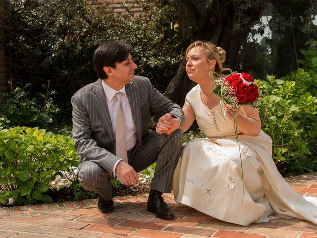 Le nozze di Lorena e Robert