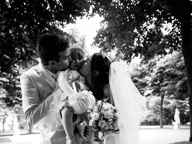 le nozze di Laura e Jari