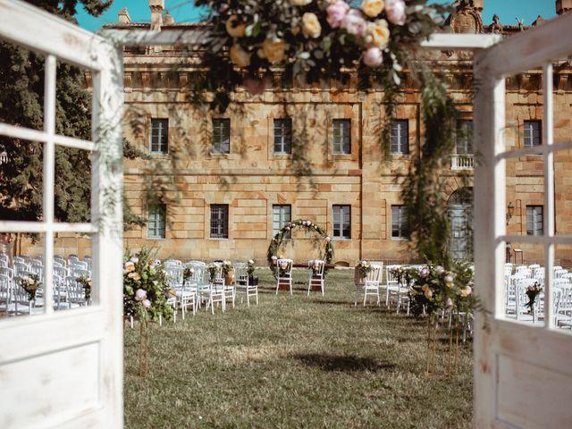Il matrimonio di Giorgio e Federica a Corleone, Palermo 5