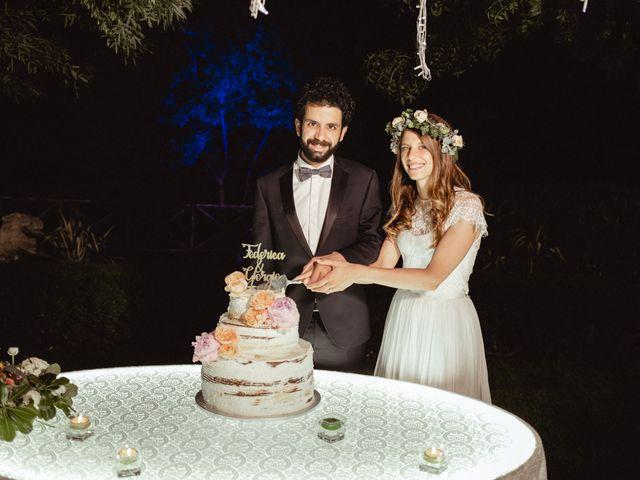 Il matrimonio di Giorgio e Federica a Corleone, Palermo 18