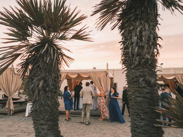 Il matrimonio di Igor e Laura a Chioggia, Venezia 70