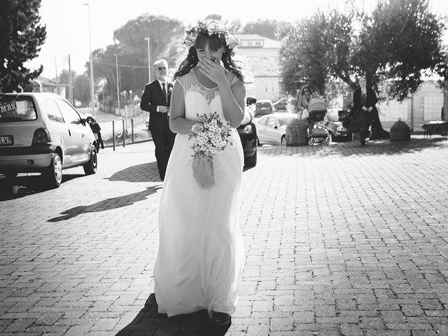 Il matrimonio di Emanuele e Petra a Coriano, Rimini 15