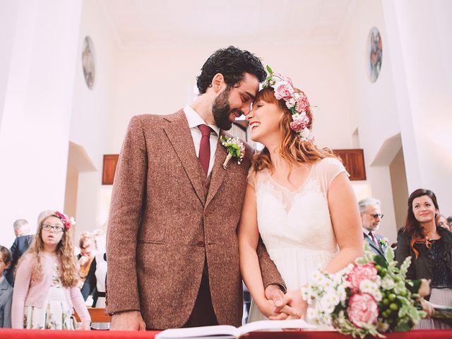 Il matrimonio di Emanuele e Petra a Coriano, Rimini 17