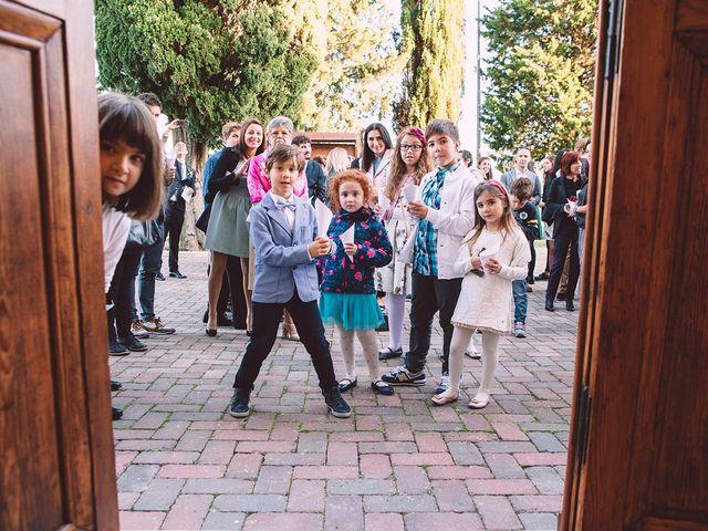 Il matrimonio di Emanuele e Petra a Coriano, Rimini 19