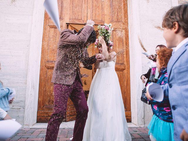 Il matrimonio di Emanuele e Petra a Coriano, Rimini 20