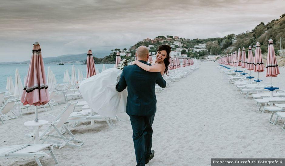 Il matrimonio di Massimo e Serena a Catanzaro, Catanzaro
