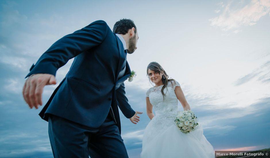 Il matrimonio di Massimiliano e Serena a Copertino, Lecce