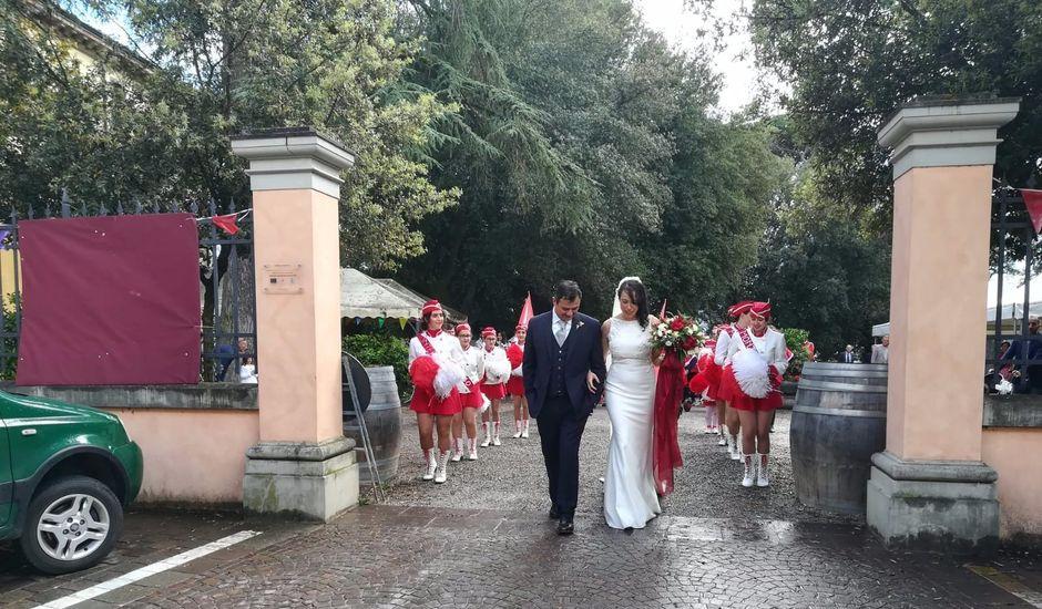 Il matrimonio di Stefano e Roberta a Terricciola, Pisa
