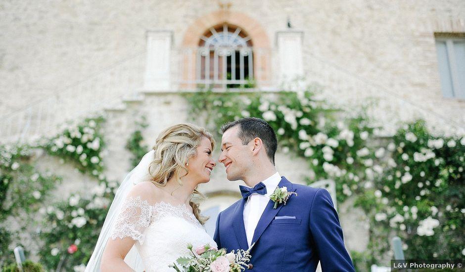 Il matrimonio di Paul e Miriam a Massa Martana, Perugia