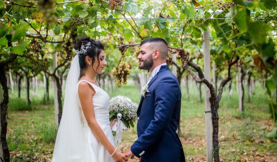 Il matrimonio di Alessandro  e Silvia  a Assemini, Cagliari