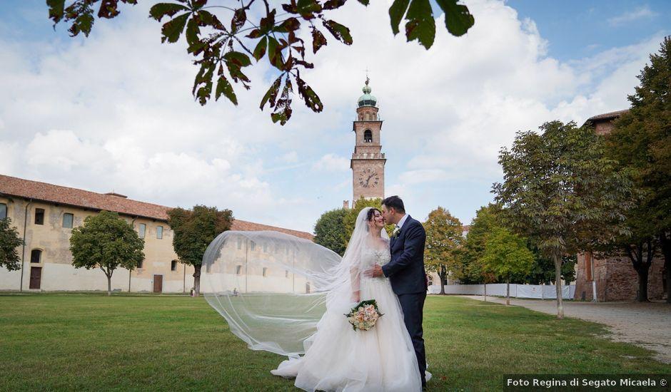 Il matrimonio di Angelo e Barbara a Vigevano, Pavia