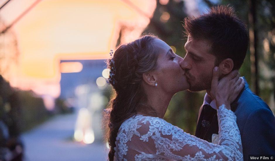 Il matrimonio di Mattia e Benedetta a Gambettola, Forlì-Cesena