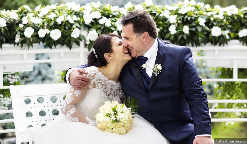 Il matrimonio di Alessandro e Chiara a Baragiano, Potenza