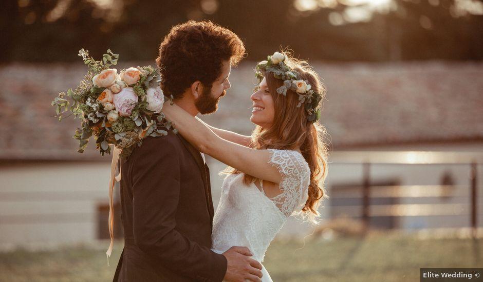 Il matrimonio di Giorgio e Federica a Corleone, Palermo