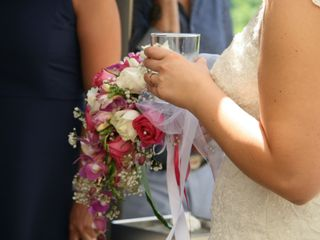 Le nozze di Claudio e Sara 1